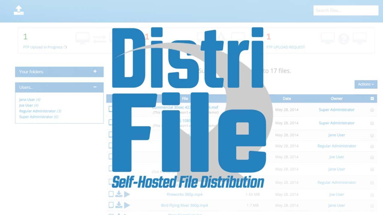 DistriFile