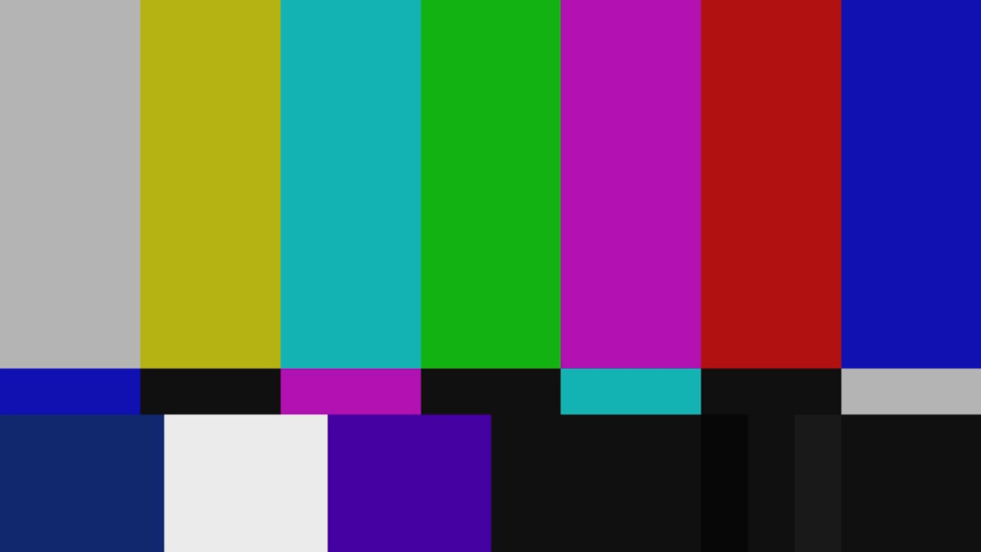NTSC HD Color Bars